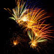 Fireworks Display — Stock Photo #13643593