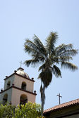 San Buena Ventura Mission — Stock Photo