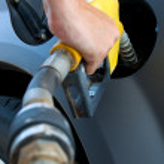 gaz veya benzin alma — Stok fotoğraf