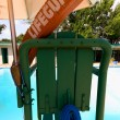 Lifeguard Stand - Stock Photo