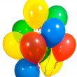 Stock Photo: Assorted Balloons