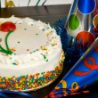 Birthday Cake — Stock Photo #13929728