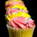 Cupcakes — Stock Photo #13929870