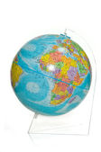 Globe of the Earth — Stock Photo