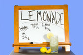Lemonade announcement — Foto de Stock