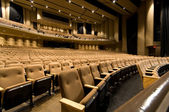 Large auditorium — Stock Photo