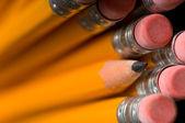 Macro Pencils — Stock Photo