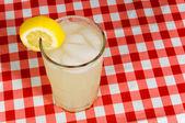 Limonada no piquenique — Foto Stock