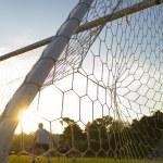 Soccer - Football Practice - Training — Stock Photo #13930121