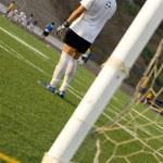 Soccer - Football Practice - Training — Stock Photo #13930135