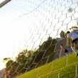 Soccer - Football Practice - Training — Stock Photo