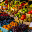 Fresh Fruit Stand — Stock Photo