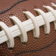 American Football - Close-up - Foto de Stock