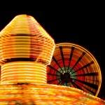 Carnival Rides - Fair — Stock Photo #13930475