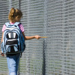 Going to School - Stock Photo