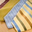 Silk Neckties — Stock Photo