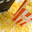 Movie, entertainment industry — Stock Photo