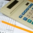 Accounting Items - Stock Photo
