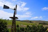 Bela fazenda — Fotografia Stock