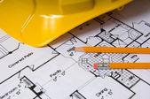 Esate real construção — Foto Stock