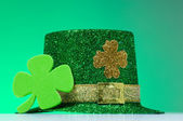 Irish St. Patrick's Day Decorations — Foto Stock