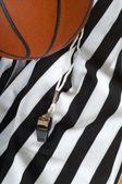 Basket domare — Stockfoto