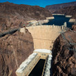 Famous Hoover Dam near Las Vegas, Nevada — Stock Photo #40638455