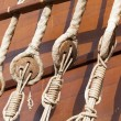 Stock Photo: Pulleys
