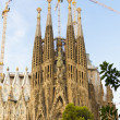 Sagrada Familia — Stock Photo #12401573