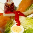 Mediterranean Salad — Stock Photo #12849864