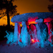 Stock Photo: Dolmen PedrGentil