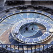 Astronomical clock — Foto de stock #13838941