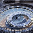 Astronomical clock — Stock Photo #13838941