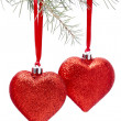 Christmas decorations — Stock Photo #14249697
