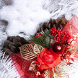 Christmas decorations — Foto de Stock