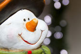 Snowman — Stockfoto