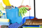 Cleaning set — Stock Photo