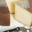 Manchego cheese — Stock Photo