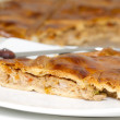 Galician pie — Stock Photo