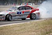 King Of Europe Round 3 Parcmotor Castelloli — Stock Photo