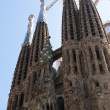 Sagrada Familia in Barcelona, Spain — Stock Photo #28170545