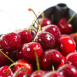 Fresh cherries — Stock Photo #28498655
