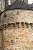 Mont St Michel, Normandy, France — Stock Photo