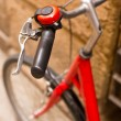 Stock Photo: Antique bicycle