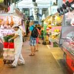Boqueria market in Barcelona — Stock Photo #30395619