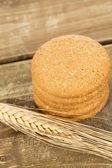 Mısır bisküvi — Stok fotoğraf