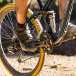 Mountain biking — Stock Photo #32752135