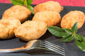 Croquettes delicious — Stock Photo