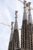 Sagrada Familia, Barcelona — Foto de Stock
