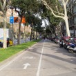 Stock Photo: AvenidDiagonal Barcelona